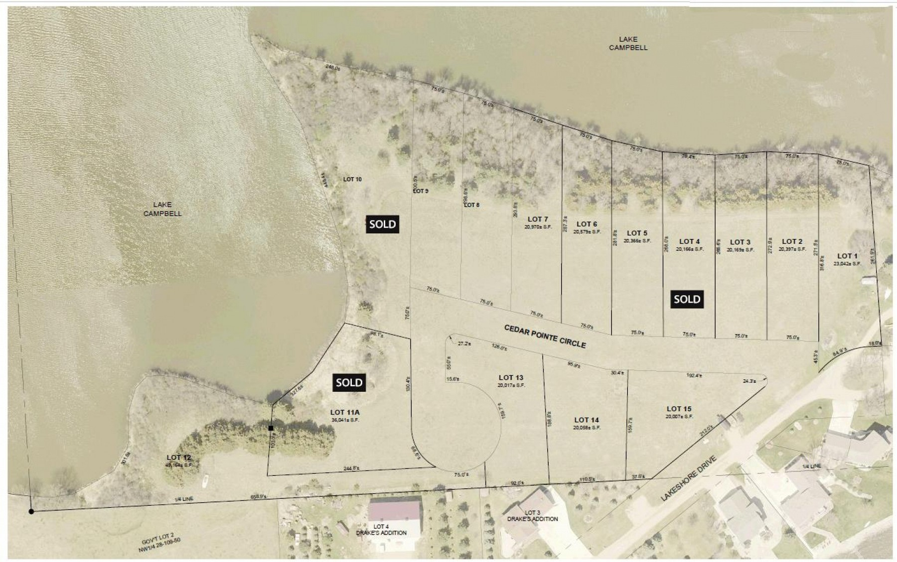 Lot 2 Cedar Pointe Addition, Brookings, SD 57006