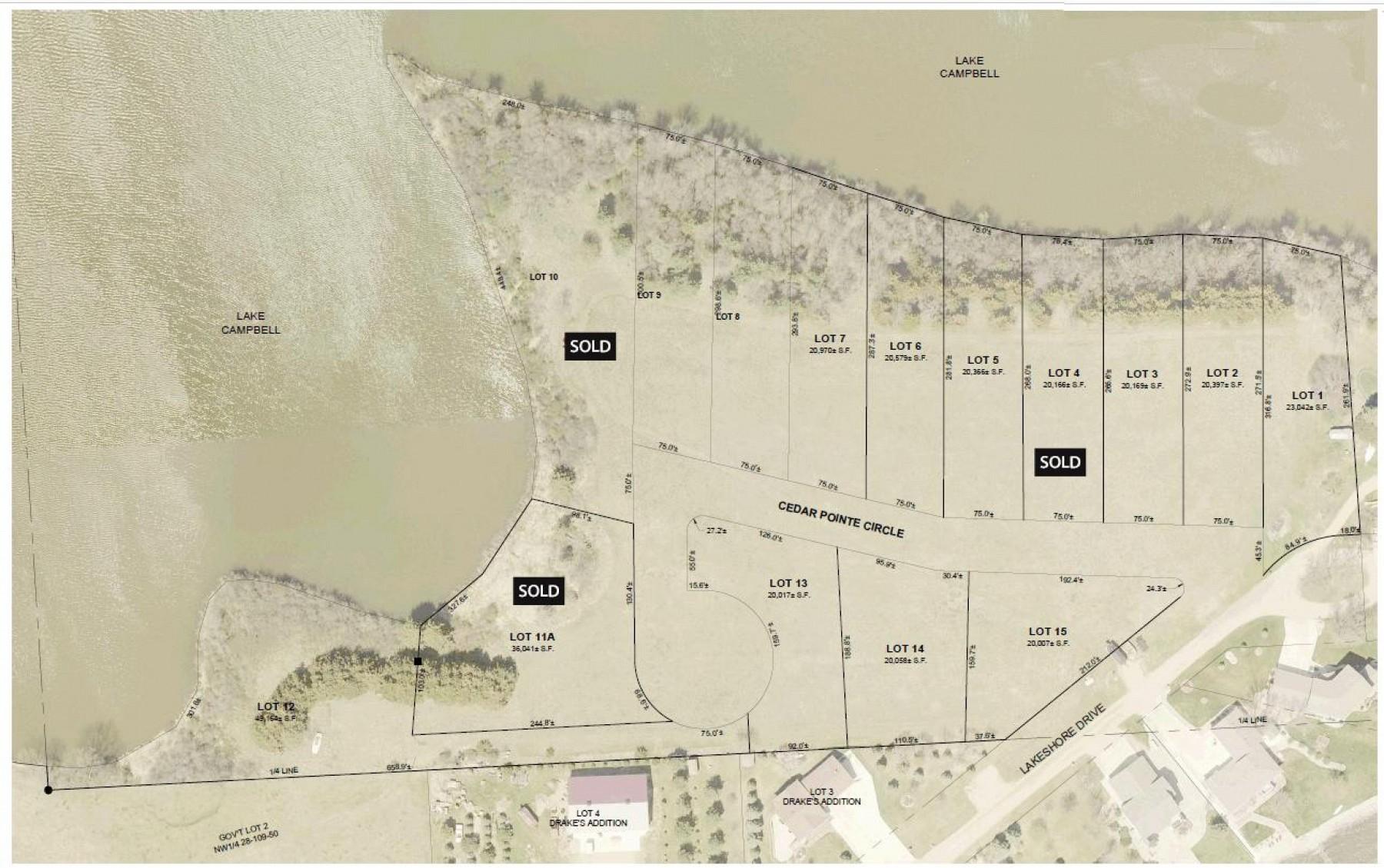 Lot 9 Cedar Pointe Addition, Brookings, SD 57006