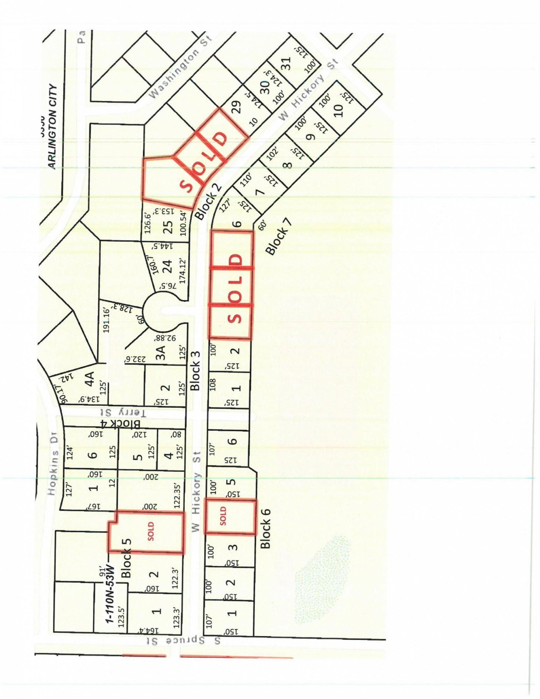 L 1, B 6 Johnson's Addition, Arlington, SD 57212